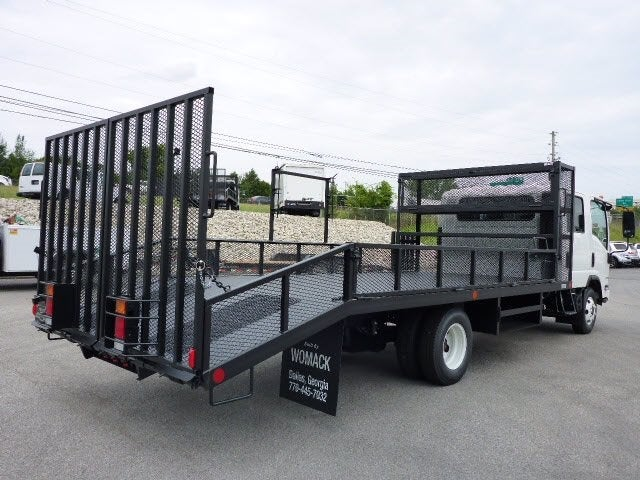 2019 Chevrolet LCF 3500 Crew Cab DRW 4x2, Womack Truck Body Dovetail Landscape #21799 - photo 1