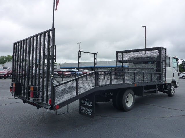 2019 Chevrolet LCF 3500 Crew Cab RWD, Womack Truck Body Dovetail Landscape #21802 - photo 1