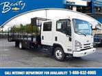 2019 Chevrolet LCF 3500 Crew Cab 4x2,  Wil-Ro Dovetail Landscape #22098 - photo 1
