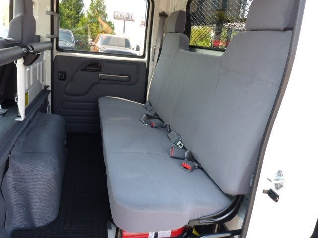 2019 Chevrolet LCF 3500 Crew Cab 4x2, Wil-Ro Standard Dovetail Landscape #22099 - photo 6
