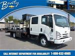 2019 Chevrolet LCF 3500 Crew Cab 4x2,  Wil-Ro Dovetail Landscape #22099 - photo 1