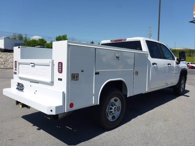 2020 Chevrolet Silverado 2500 Crew Cab 4x4, Reading Service Body #22939 - photo 1