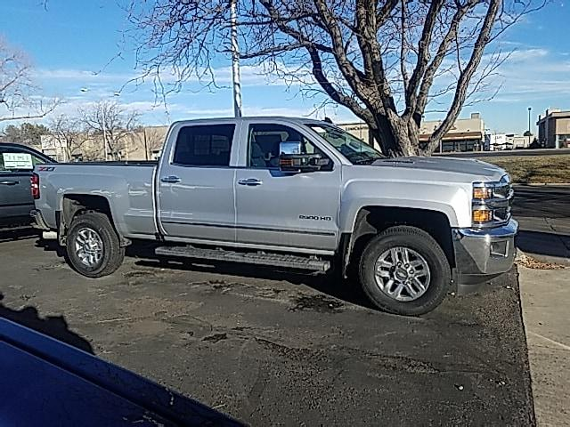 2019 Silverado 2500 Crew Cab 4x4,  Pickup #19023 - photo 2