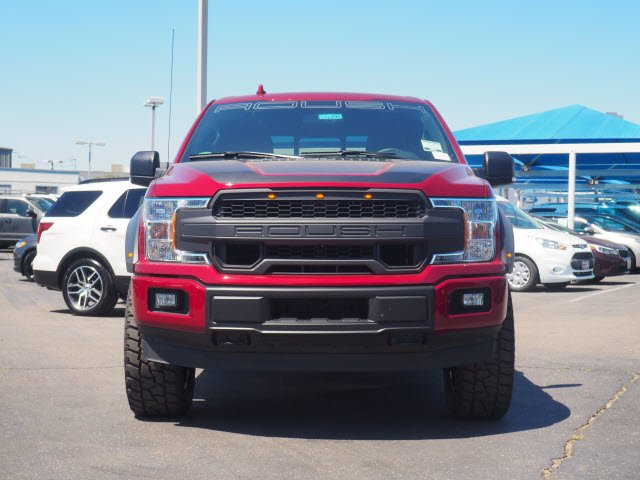 2018 F-150 SuperCrew Cab 4x4,  Pickup #T12499 - photo 5