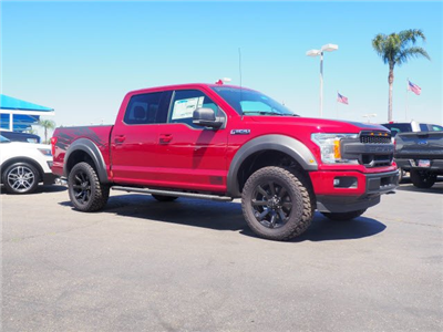 2018 F-150 SuperCrew Cab 4x4,  Pickup #T12499 - photo 3
