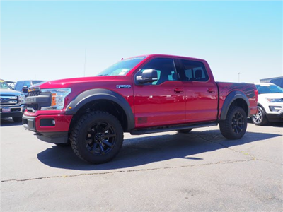 2018 F-150 SuperCrew Cab 4x4,  Pickup #T12499 - photo 6