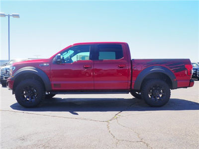 2018 F-150 SuperCrew Cab 4x4,  Pickup #T12499 - photo 7