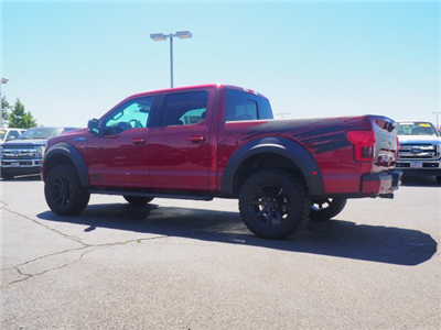 2018 F-150 SuperCrew Cab 4x4,  Pickup #T12499 - photo 8
