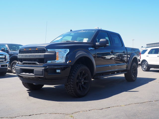 2018 F-150 SuperCrew Cab 4x4,  Pickup #T12760 - photo 1