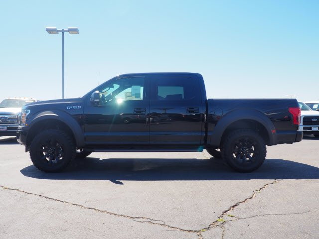 2018 F-150 SuperCrew Cab 4x4,  Pickup #T12760 - photo 7