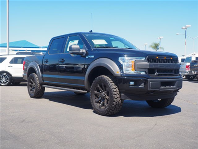 2018 F-150 SuperCrew Cab 4x4,  Pickup #T12760 - photo 4