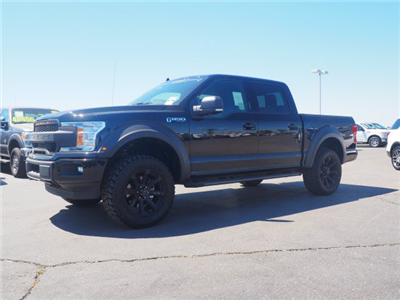 2018 F-150 SuperCrew Cab 4x4,  Pickup #T12760 - photo 6