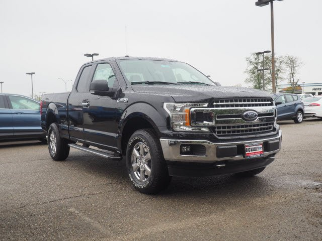 2018 F-150 Super Cab 4x4,  Pickup #T12928 - photo 3