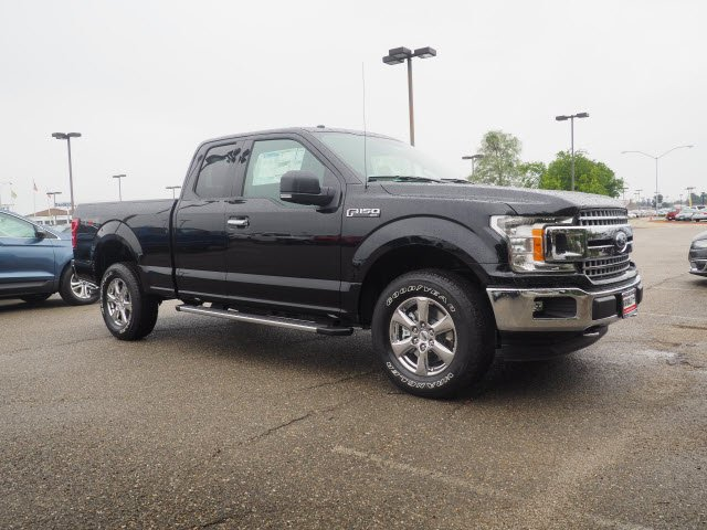 2018 F-150 Super Cab 4x4,  Pickup #T12928 - photo 4