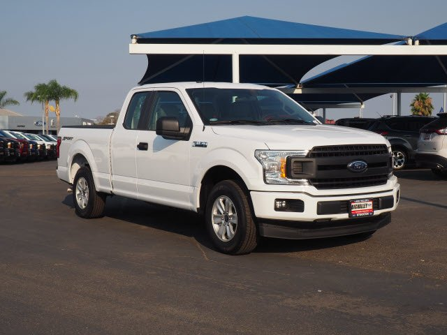 2018 F-150 Super Cab 4x2,  Pickup #T13091 - photo 3