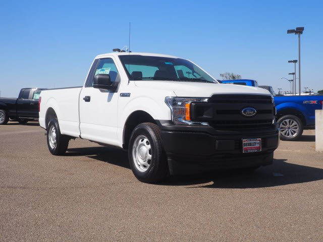 2018 F-150 Regular Cab 4x2,  Pickup #T13209 - photo 4