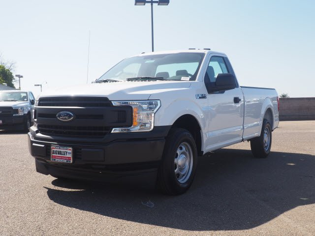 2018 F-150 Regular Cab 4x2,  Pickup #T13209 - photo 1
