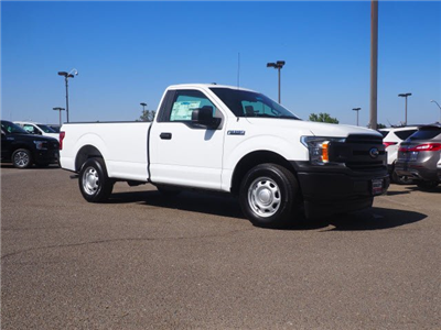 2018 F-150 Regular Cab 4x2,  Pickup #T13209 - photo 3