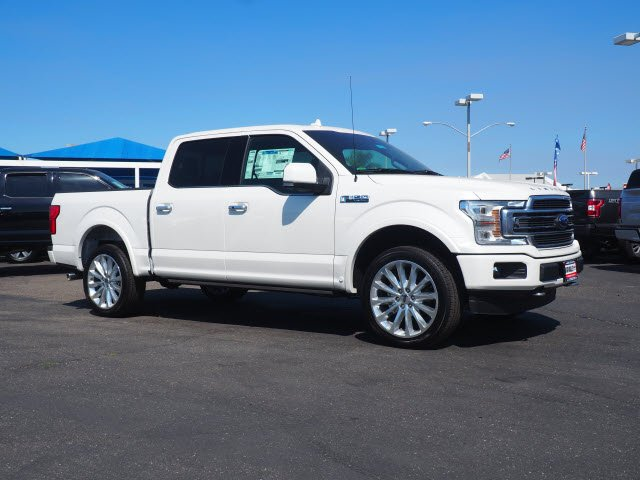 2018 F-150 SuperCrew Cab 4x4,  Pickup #T13338 - photo 3