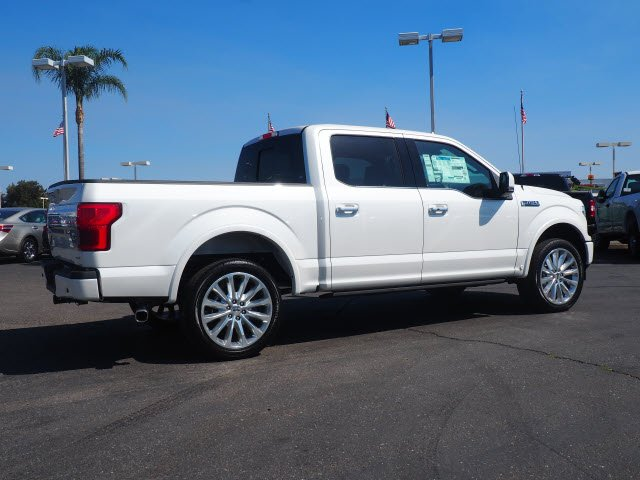 2018 F-150 SuperCrew Cab 4x4,  Pickup #T13338 - photo 11