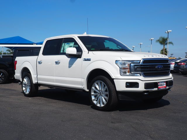2018 F-150 SuperCrew Cab 4x4,  Pickup #T13338 - photo 4
