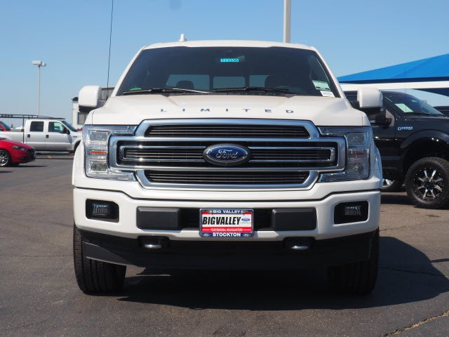 2018 F-150 SuperCrew Cab 4x4,  Pickup #T13338 - photo 5