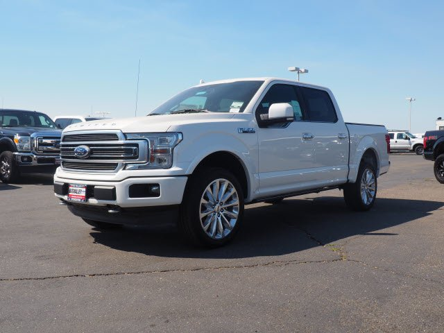 2018 F-150 SuperCrew Cab 4x4,  Pickup #T13338 - photo 6