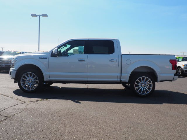 2018 F-150 SuperCrew Cab 4x4,  Pickup #T13338 - photo 7
