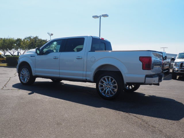 2018 F-150 SuperCrew Cab 4x4,  Pickup #T13338 - photo 8
