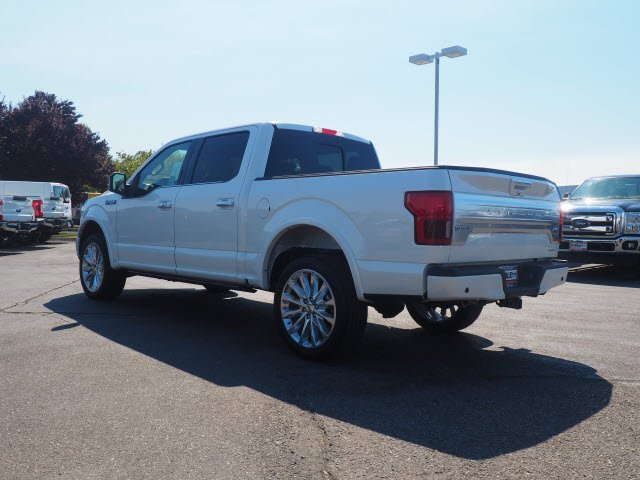 2018 F-150 SuperCrew Cab 4x4,  Pickup #T13338 - photo 2
