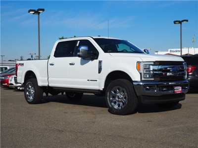 2018 F-250 Crew Cab 4x4,  Pickup #T13352 - photo 3