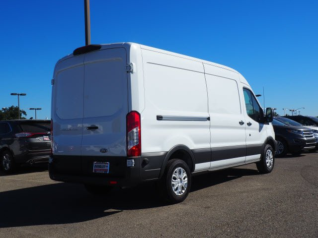 2018 Transit 250 Med Roof 4x2,  Sortimo Upfitted Cargo Van #T13361 - photo 11