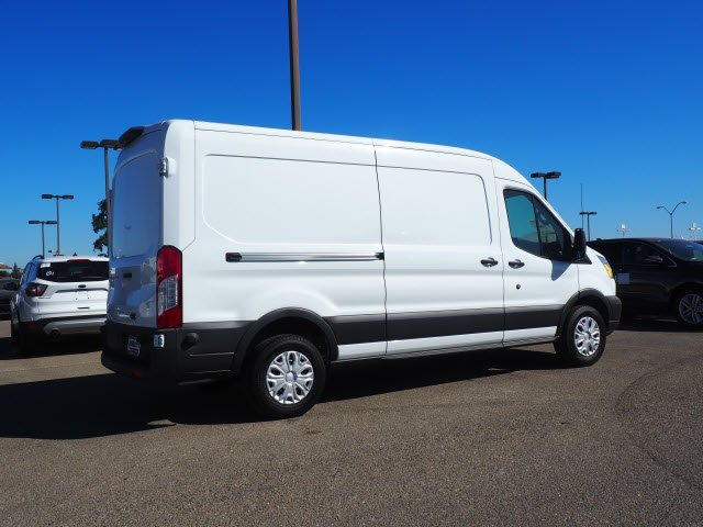 2018 Transit 250 Med Roof 4x2,  Sortimo Upfitted Cargo Van #T13361 - photo 12