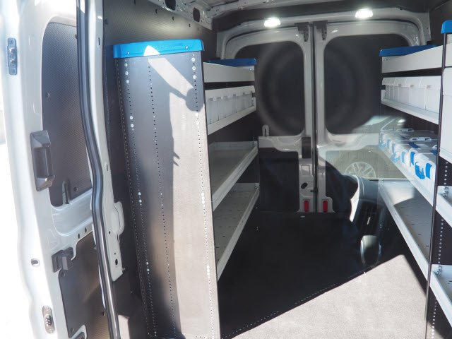 2018 Transit 250 Med Roof 4x2,  Sortimo Upfitted Cargo Van #T13361 - photo 18