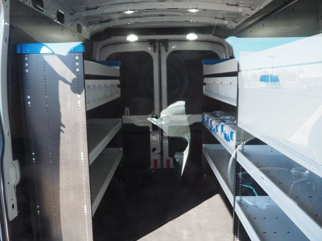 2018 Transit 250 Med Roof 4x2,  Sortimo Upfitted Cargo Van #T13361 - photo 19