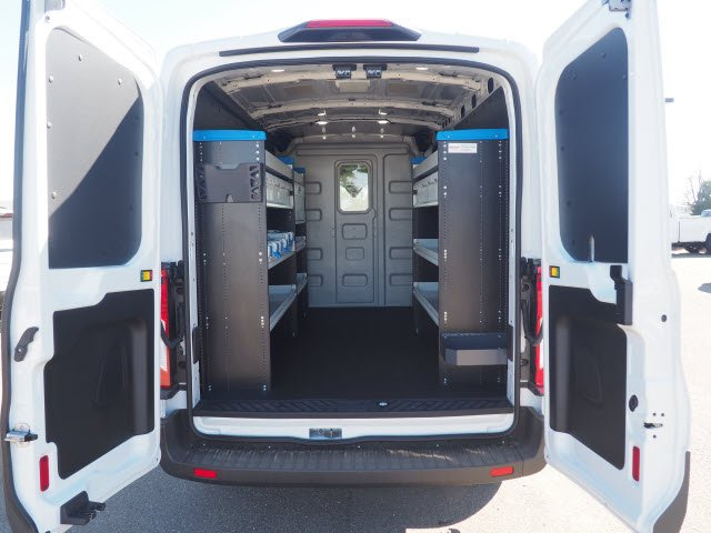 2018 Transit 250 Med Roof 4x2,  Sortimo Upfitted Cargo Van #T13361 - photo 2