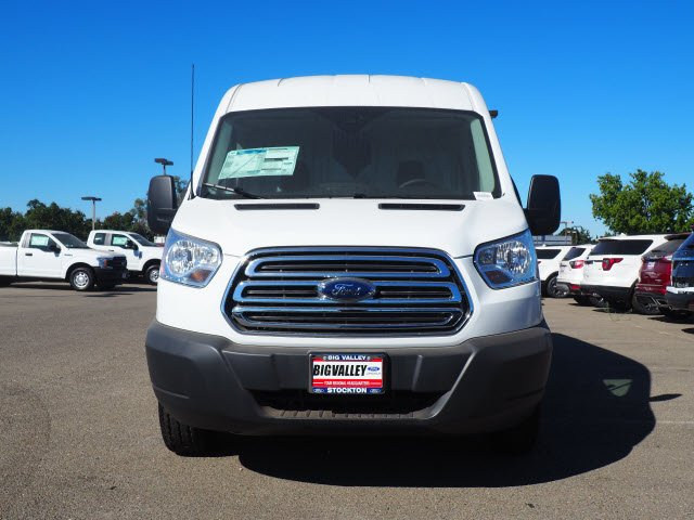 2018 Transit 250 Med Roof 4x2,  Sortimo Upfitted Cargo Van #T13361 - photo 5