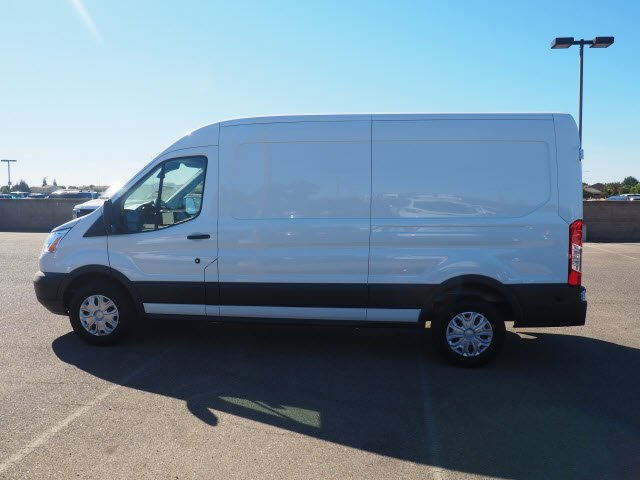 2018 Transit 250 Med Roof 4x2,  Sortimo Upfitted Cargo Van #T13361 - photo 7