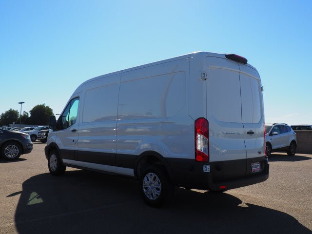 2018 Transit 250 Med Roof 4x2,  Sortimo Upfitted Cargo Van #T13361 - photo 8