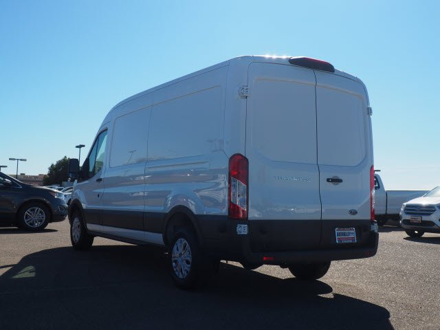 2018 Transit 250 Med Roof 4x2,  Sortimo Upfitted Cargo Van #T13361 - photo 9