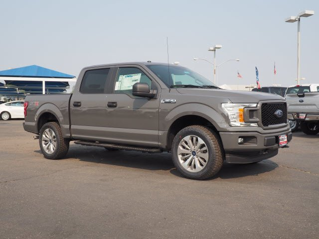 2018 F-150 SuperCrew Cab 4x4,  Pickup #T13532 - photo 3