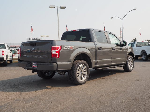 2018 F-150 SuperCrew Cab 4x4,  Pickup #T13532 - photo 10