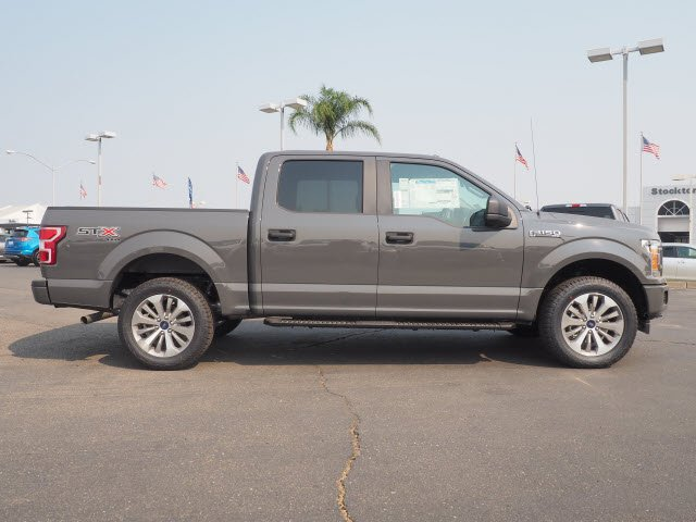 2018 F-150 SuperCrew Cab 4x4,  Pickup #T13532 - photo 12