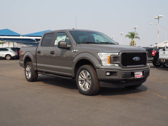 2018 F-150 SuperCrew Cab 4x4,  Pickup #T13532 - photo 4