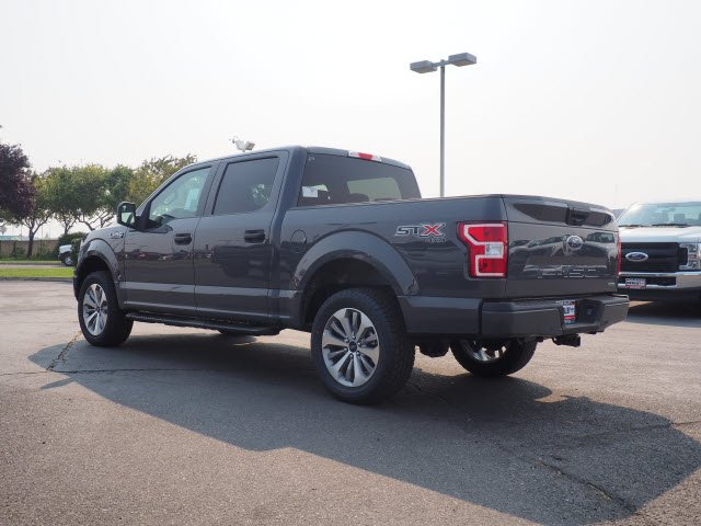 2018 F-150 SuperCrew Cab 4x4,  Pickup #T13532 - photo 2