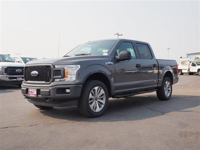 2018 F-150 SuperCrew Cab 4x4,  Pickup #T13532 - photo 1