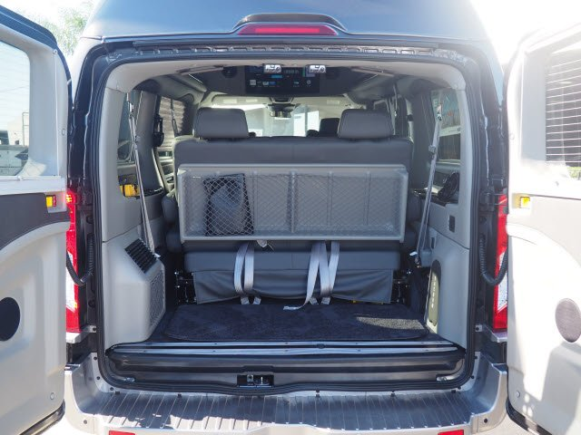 2018 Transit 150 Low Roof 4x2,  Passenger Wagon #T13536 - photo 25