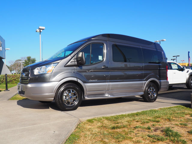 2018 Transit 150 Low Roof 4x2,  Passenger Wagon #T13536 - photo 6