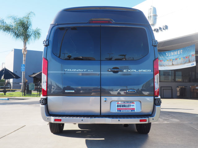2018 Transit 150 Low Roof 4x2,  Passenger Wagon #T13536 - photo 9