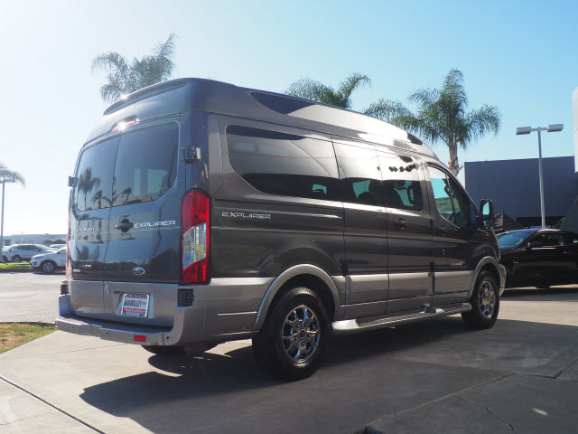 2018 Transit 150 Low Roof 4x2,  Passenger Wagon #T13536 - photo 10